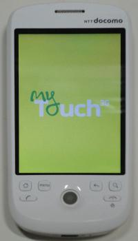 My Touch な HT03A
