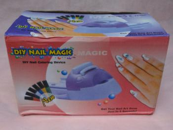 DIY NAIL MAGIC